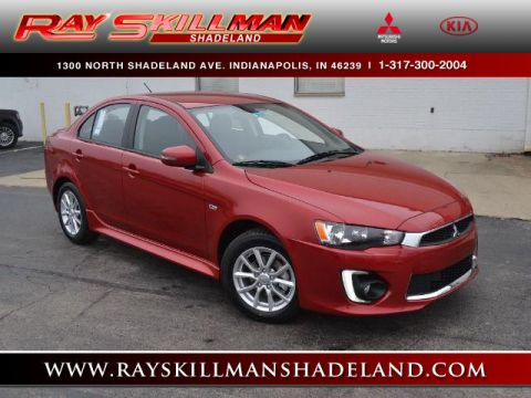 New 2016 Mitsubishi Lancer ES FWD Sedan