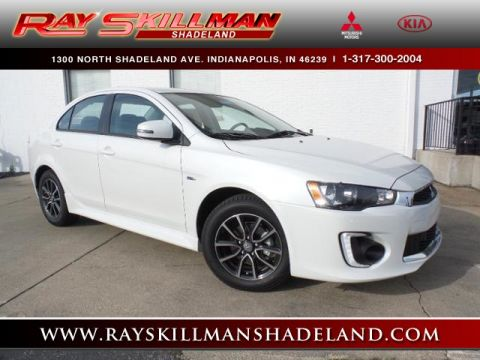 New 2017 Mitsubishi Lancer ES FWD Sedan